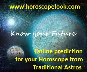Horoscope birth chart reading