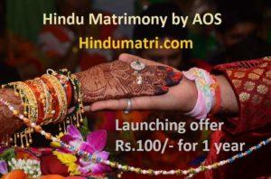 Hindu Matrimony by AOS