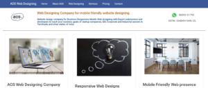 AOS Web Designing