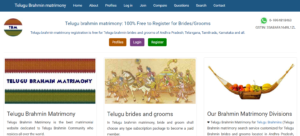 Telugu Brahmin Matrimony